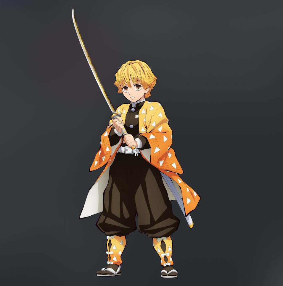 TVアニメ『鬼滅の刃』 新情報キャスト情報第二弾①本作の主人公
