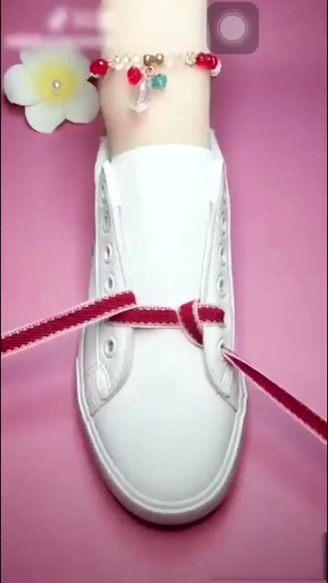 周りとちょっと差をつける靴ひもの結び方